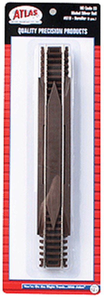 HO Multi-Colored Atlas 519 Code 83 Rerailer 3 Multi 732573005198