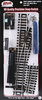 Atlas HO Scale Track: Train Sets Only