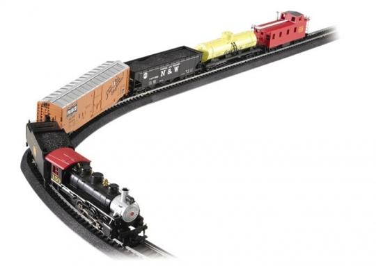 Chattanooga Train Set HO