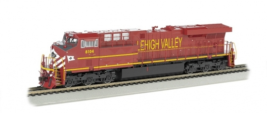 Bachmann GE ES44AC w/Sound & DCC - Heritage Editions -- Norfolk Southern  #8104 (Lehigh Valley