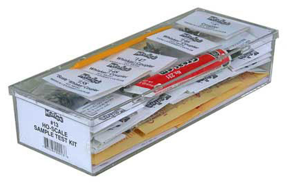 380-13 • Kadee • Kupplung • Coupler Test Kit Samples /& Accessories • NEU