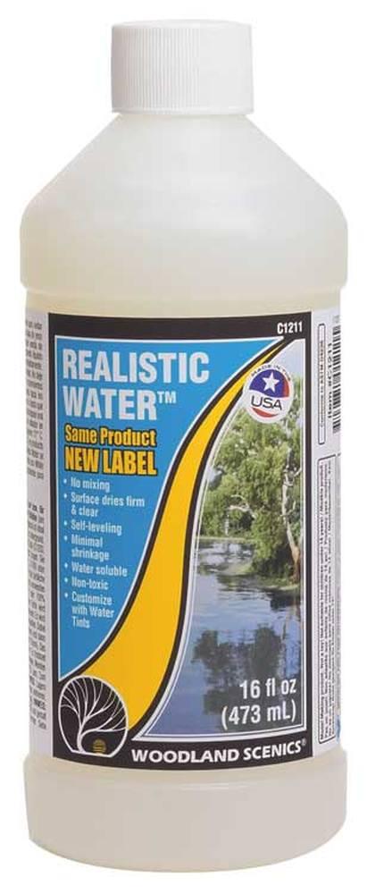 Woodland Scenics Realistic Water 16 oz  - C1211