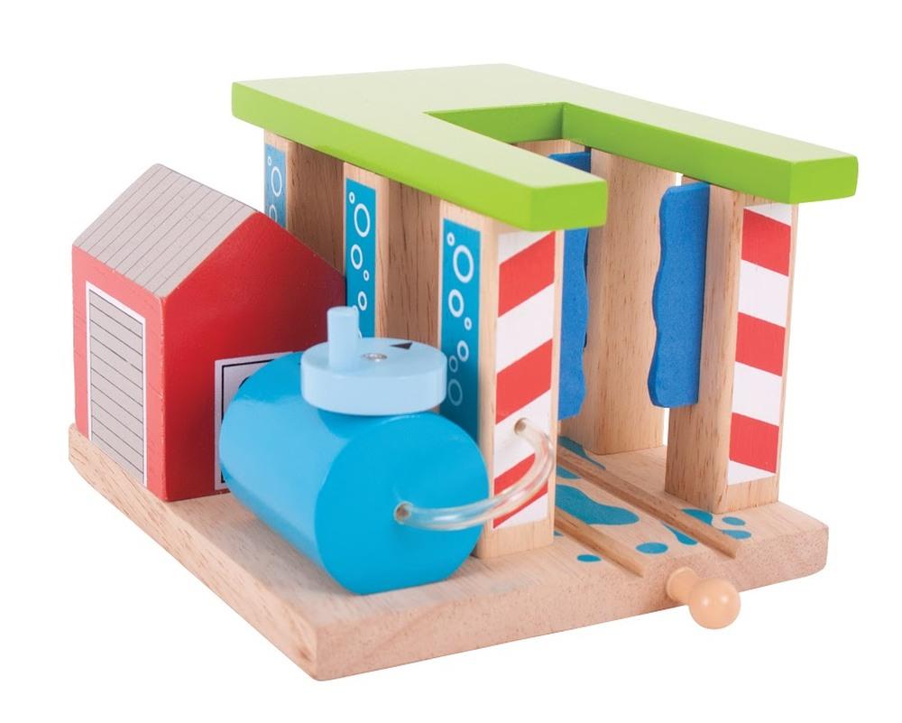 Big Jig Toys Train Washer