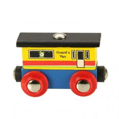 Big Jig Toys Rail Name Caboose